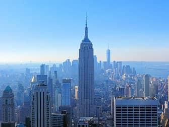 トップオブザロック チケット - エンパイアステートビルの眺め