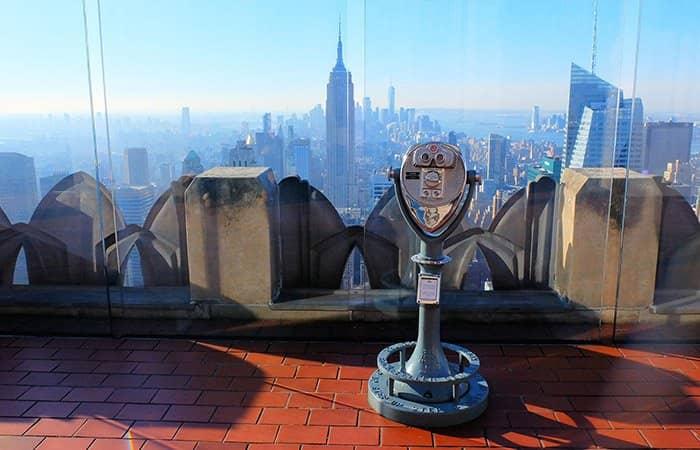 ニューヨークシティパスとニューヨークパスの違い - トップオブザロック