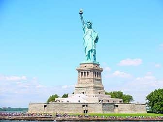 ニューヨークシティパス - 自由の女神