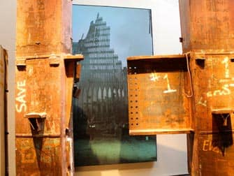 ニューヨークシティ 911博物館