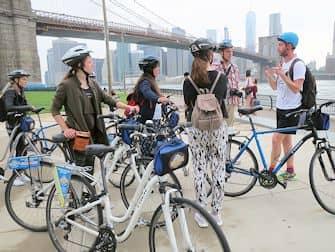 ニューヨークパス - サイクリングツアー