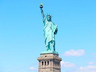 ニューヨークパス - 自由の女神