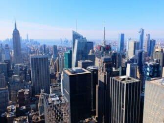 ニューヨーク トップオブザロック