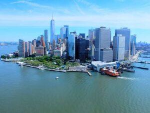 ニューヨーク ヘリコプター ツアー