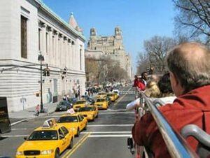 ニューヨーク ホップオンホップオフ バスツアー