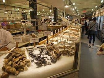 ニューヨーク マーケット - チェルシーマーケット シーフード