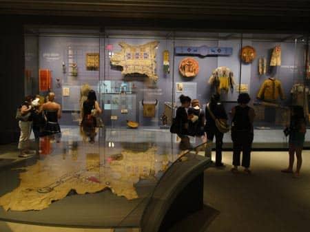 国立アメリカインディアン博物館