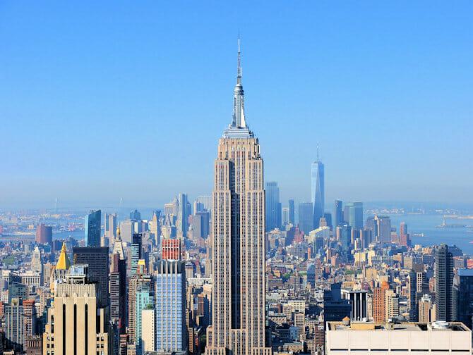 NYC トップオブザロック