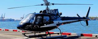 ニューヨーク ヘリコプターツアー ルート