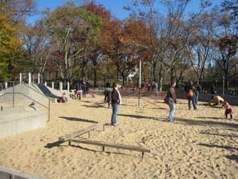 ニューヨーク セントラルパーク プレイグラウンド
