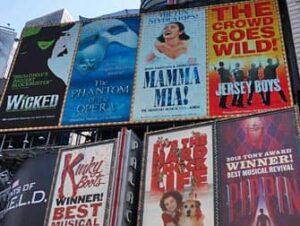 ニューヨーク ブロードウェイミュージカルの翻訳