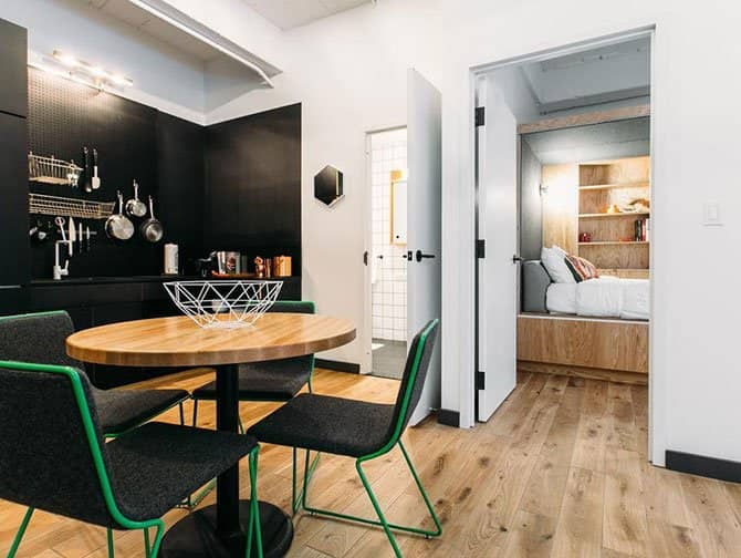 ニューヨーク アパートメント - WeLive アパートメント
