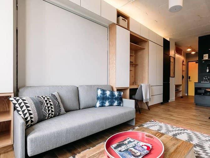 ニューヨーク アパートメント - WeLive Wall Street