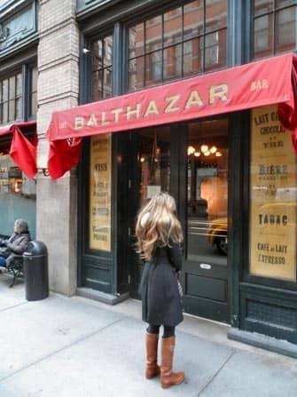 バルタザール ニューヨーク