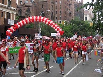 ニューヨーク ゲイプライド パレード