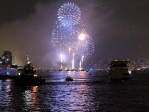 ニューヨーク 独立記念日