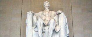 ワシントン リンカーンメモリアル