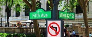 ニューヨークの歩き方
