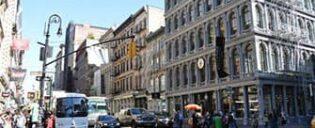 ニューヨーク テレビ 映画 ロケ地ツアー