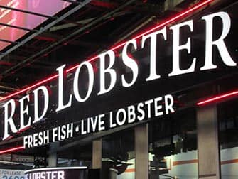 ニューヨークで子連れでお食事 - レッドロブスター