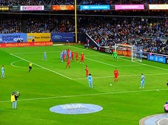 ニューヨークシティFC - サッカー試合