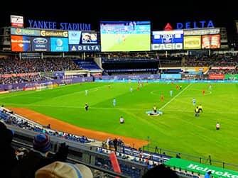 ニューヨークシティFC - ヤンキースタジアム
