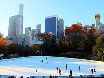 ニューヨーク スケート - ウォールマンリンク