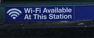 ニューヨークのWiFi事情