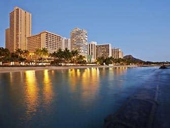 ニューヨーク ハワイ 周遊 パシフィックビーチ