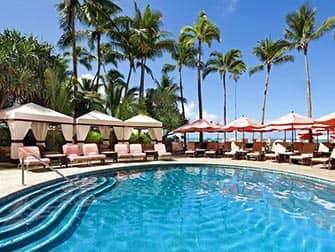 ニューヨーク ハワイ 周遊 ロイヤルハワイアン
