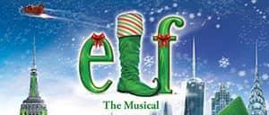 エルフ クリスマス ミュージカル チケット