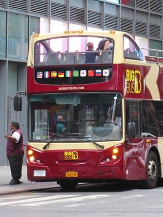 ニューヨーク ホップオンホップオフバス - ビッグバス