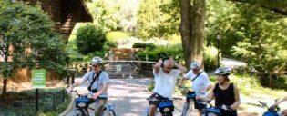 ニューヨークでサイクリングツアー