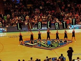 ニューヨーク リバティ バスケットボール 試合