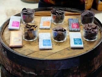 ブルックリン チョコレート ツアー - ラーカ