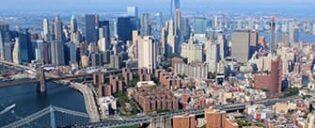ニューヨーク ノードア ヘリコプターツアー