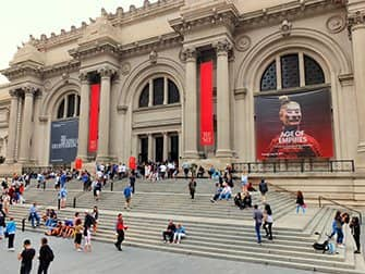 エクスプローラパスとニューヨークパスの違い - メトロポリタン美術館