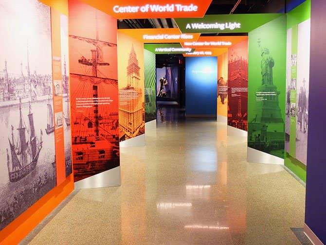 ニューヨーク 911 トリビュート博物館 - 歴史
