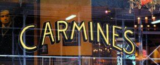 ニューヨーク カーマインズ ファミリーレストラン