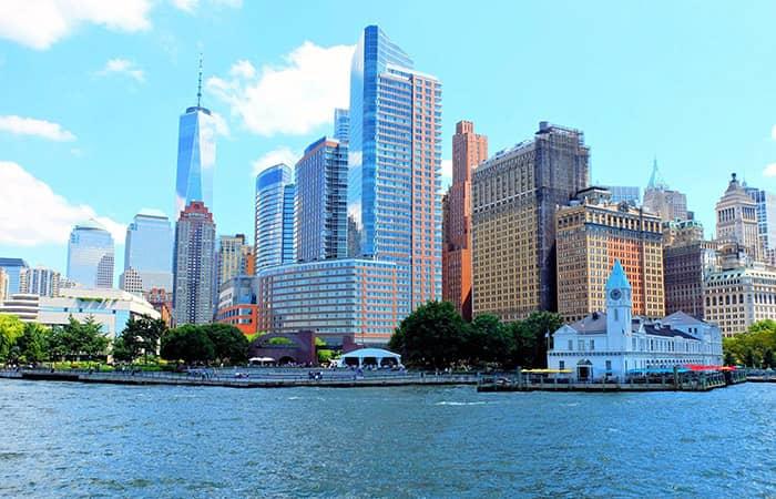 ニューヨーク サイトシーイング デイパス - 観光クルーズ
