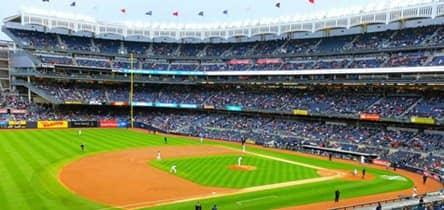 ヤンキースの試合観戦