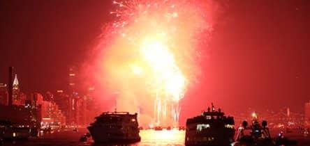 独立記念日をお祝い