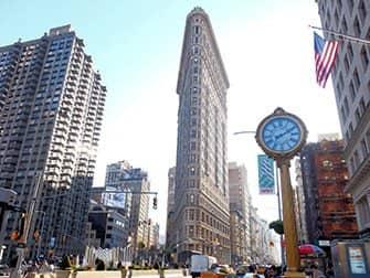 ニューヨーク スーパーヒーロー ツアー - フラットアイアンビル