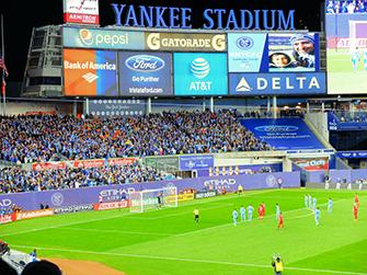 格安 ニューヨーク 旅行 - サッカー