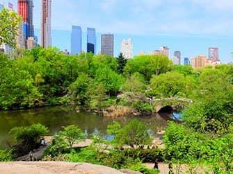 ニューヨーク サイトシーイング フレックスパスとエクスプローラパスの違い - セントラルパーク
