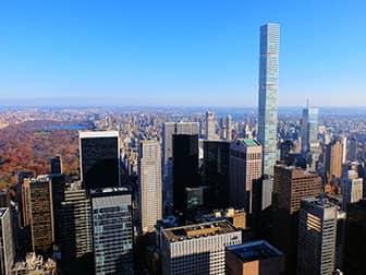 USA 複数都市 割引パス - トップオブザロックからの眺め