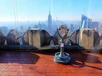 ニューヨークサイトシーイング デイパスとニューヨークパスの違い - トップオブザロック