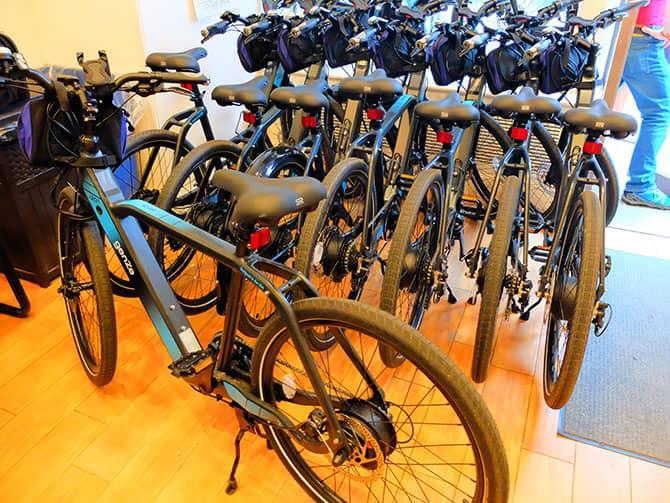 ニューヨーク 電動アシスト自転車 ツアー - Eバイク