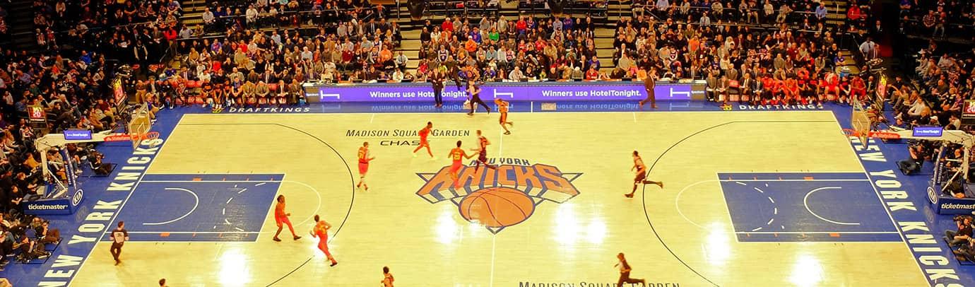 バスケットボール:ニューヨーク・ニックス