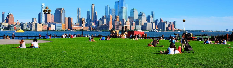 ニューヨークいちの公園